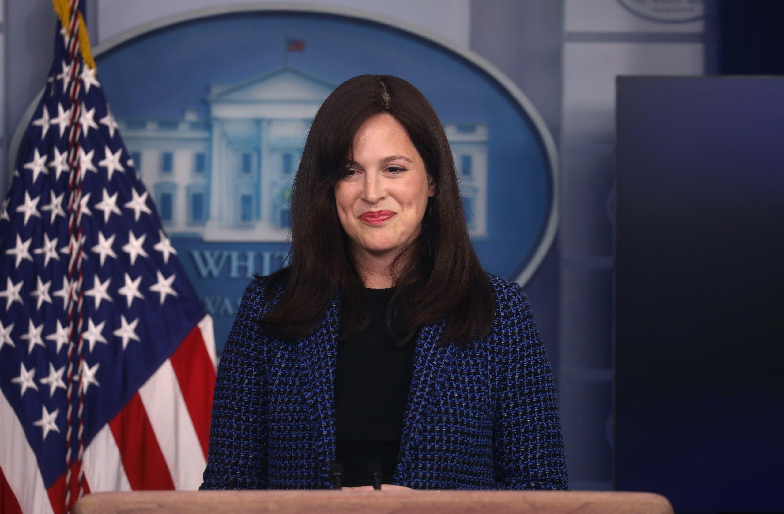 آن نويبرغر، نائبة مستشار الأمن القومي الأميركي للأمن الإلكتروني والتكنولوجيا