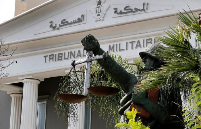 """فيديو.. لبنانيون يطالبون المحكمة العسكرية بالإفراج عن """"متظاهري طرابلس"""""""