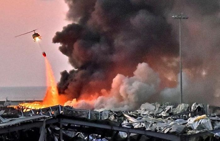 """نواب لبنانيون يطالبون الأمم المتحدة بتقصي الحقائق في قضية """"انفجار المرفأ"""""""