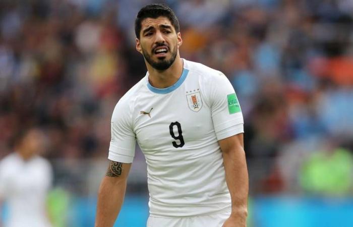 سواريز يصرّح غاضبا: برشلونة طردني!