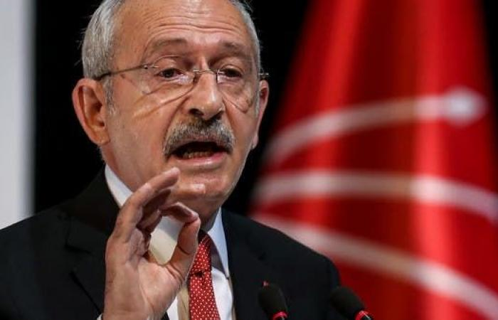 زعيم المعارضة التركية ينتقد تضييق حزب أردوغان على نواب المعارضة
